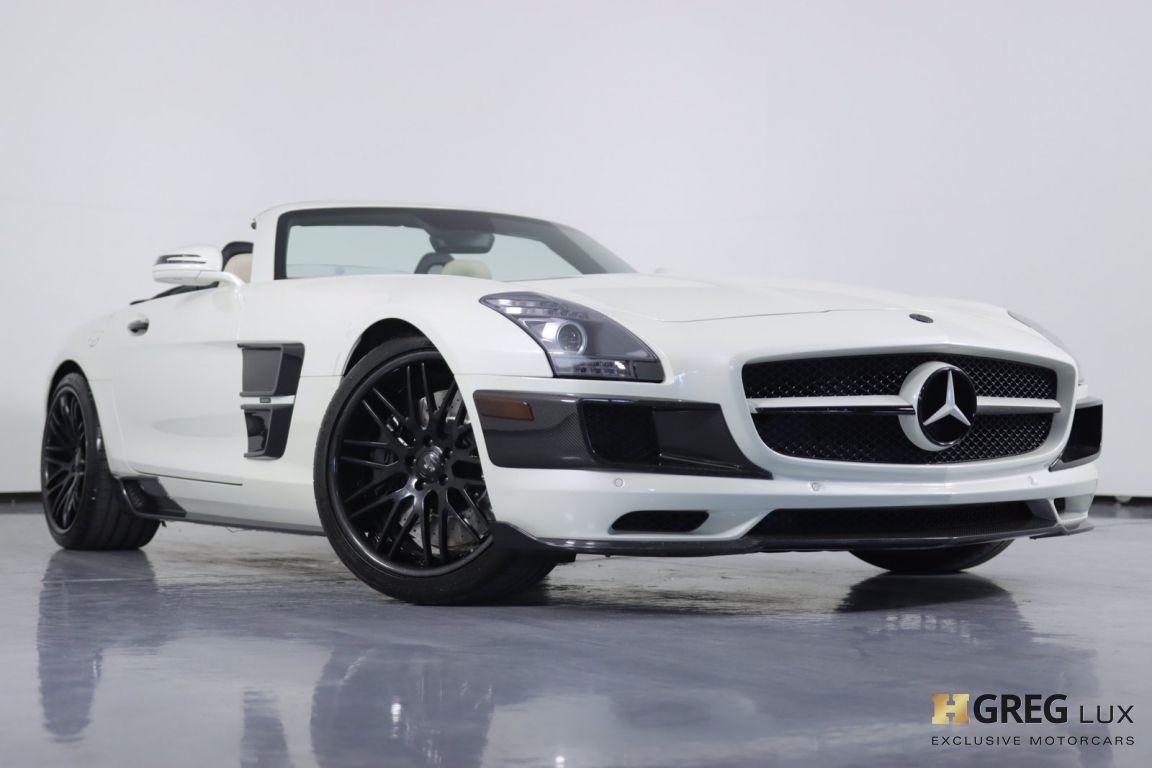 2012 Mercedes Benz SLS AMG SLS AMG #5