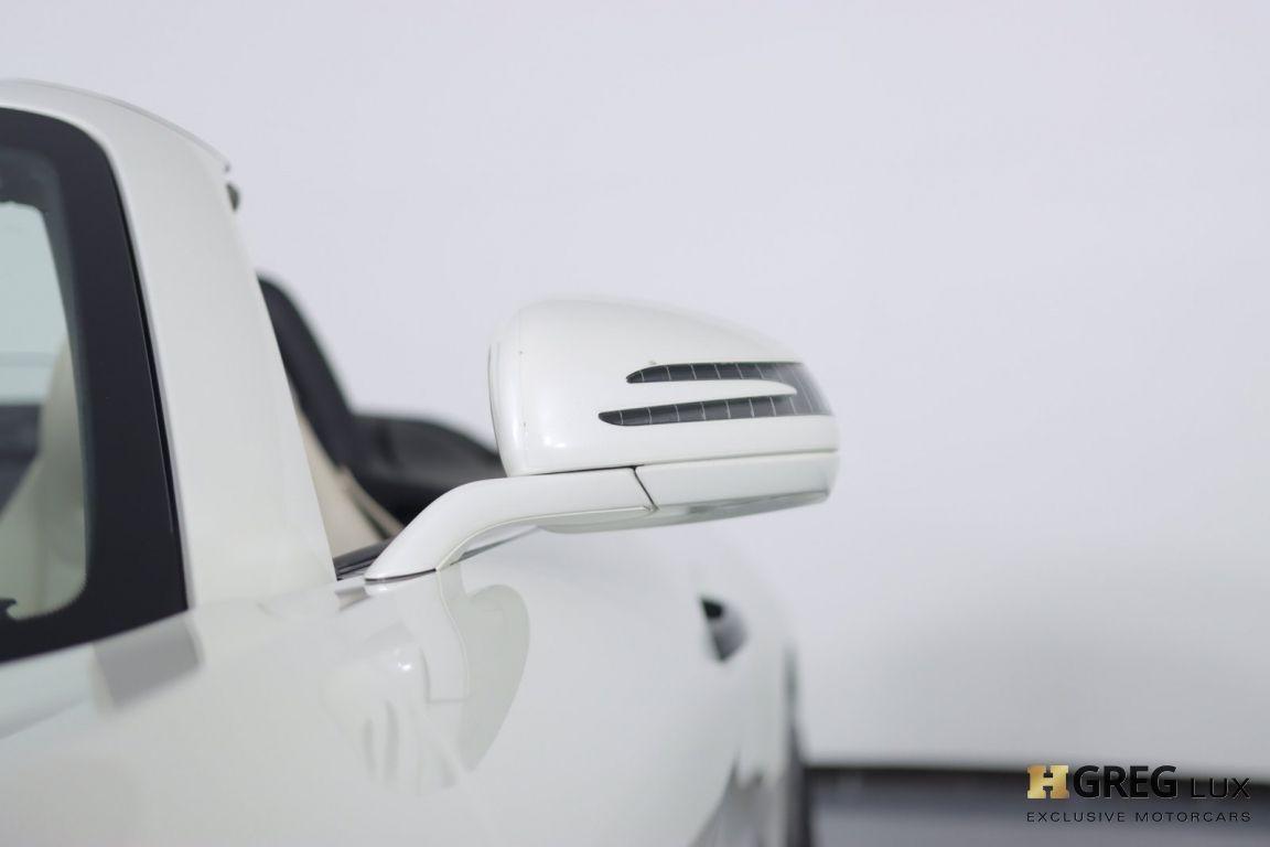 2012 Mercedes Benz SLS AMG SLS AMG #11