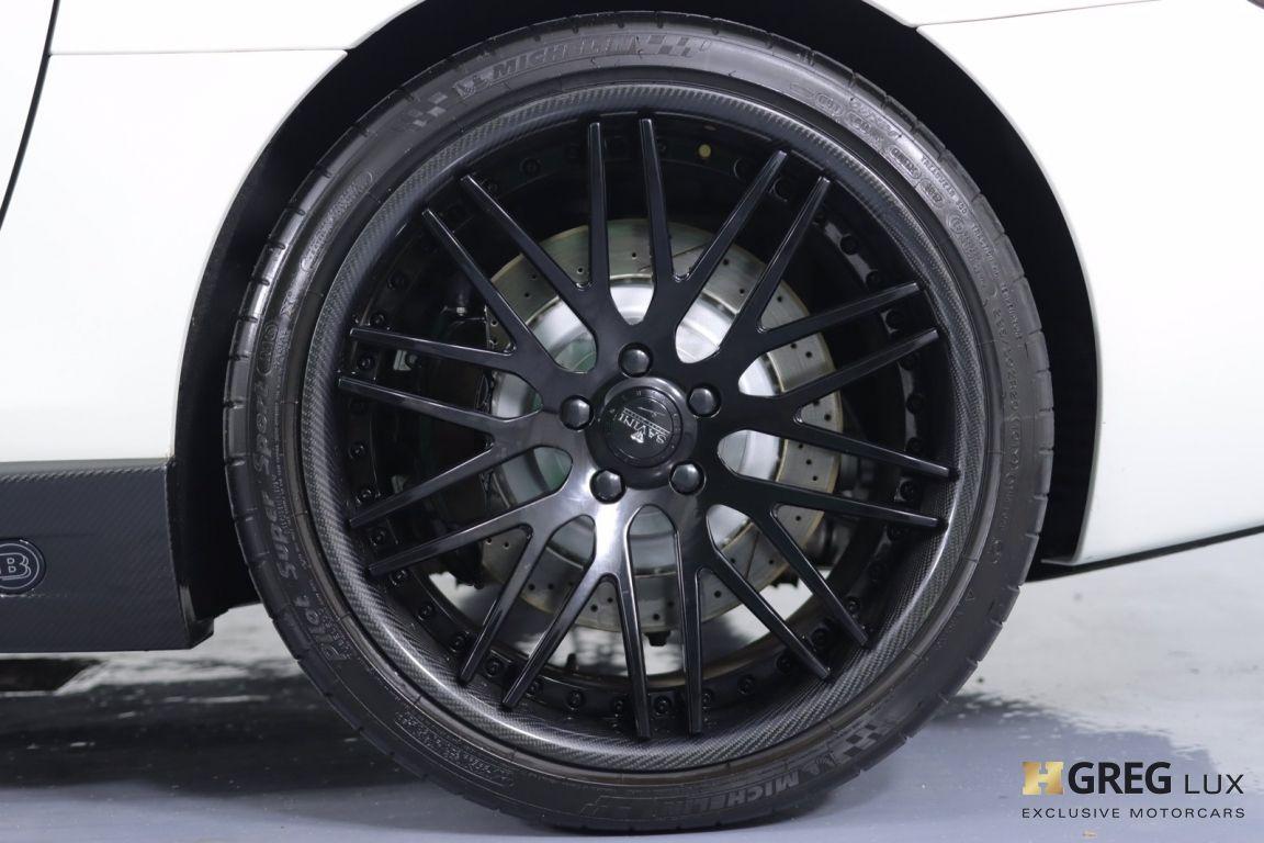 2012 Mercedes Benz SLS AMG SLS AMG #29