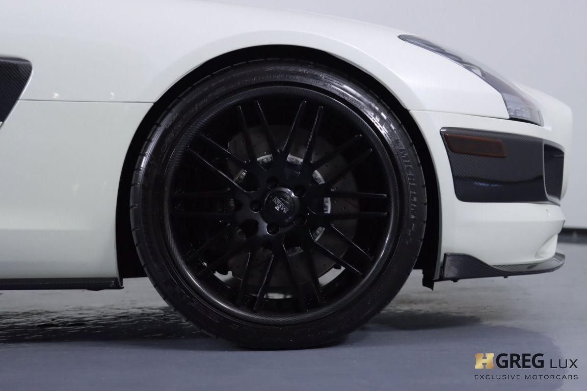2012 Mercedes Benz SLS AMG SLS AMG #14
