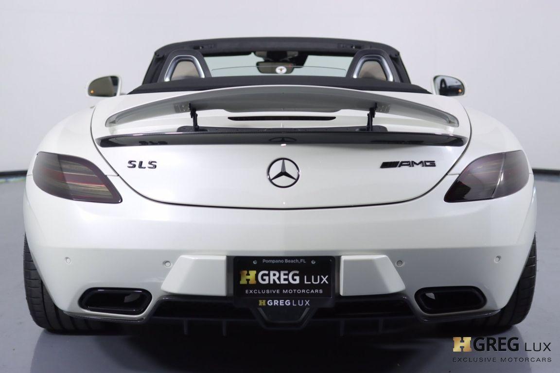 2012 Mercedes Benz SLS AMG SLS AMG #19