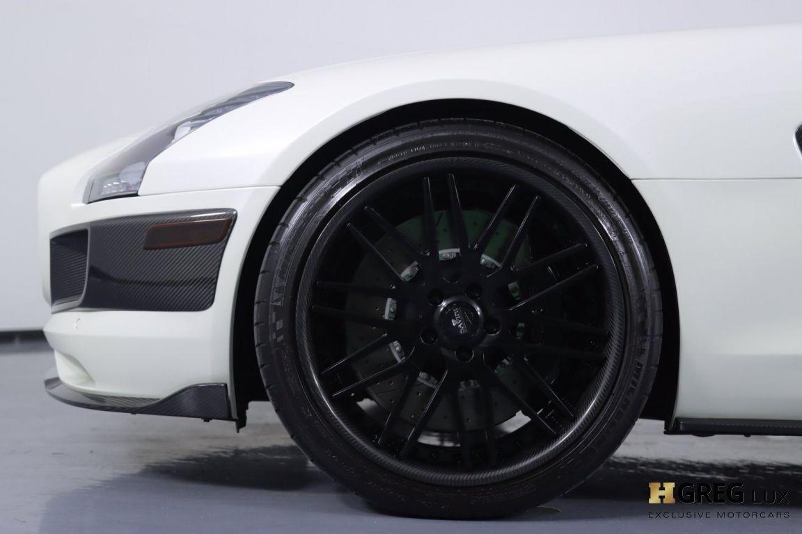2012 Mercedes Benz SLS AMG SLS AMG #26