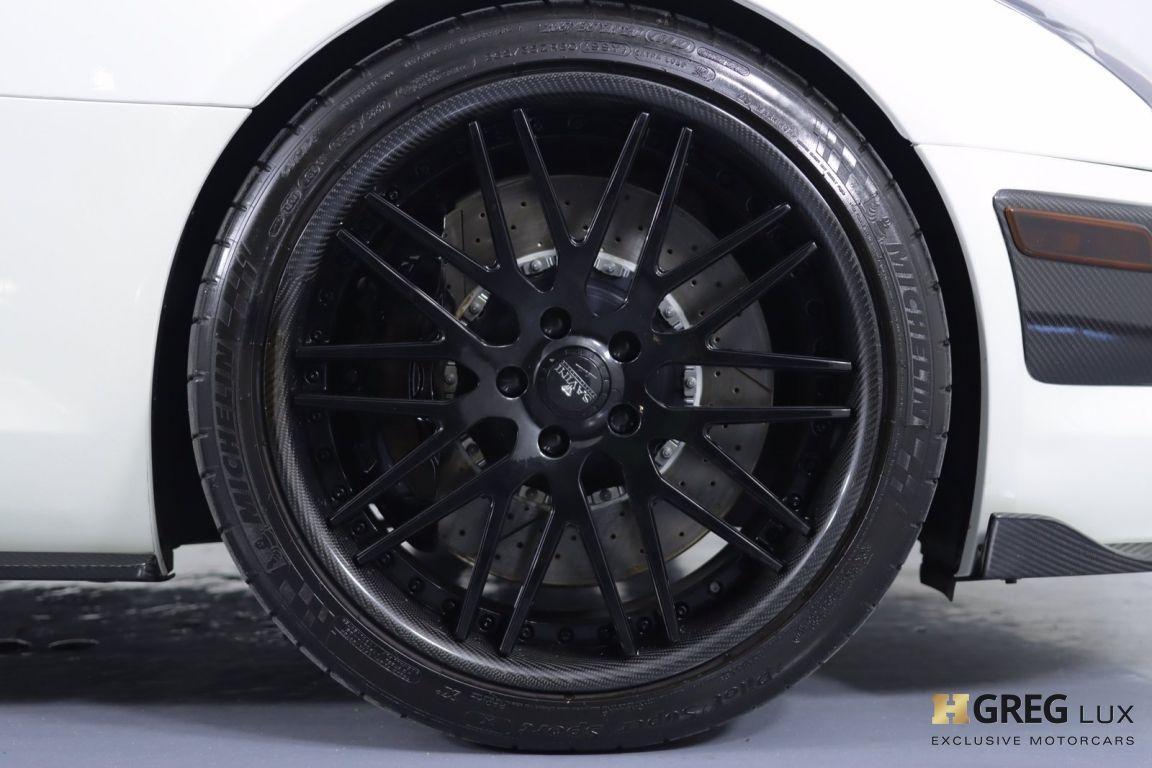 2012 Mercedes Benz SLS AMG SLS AMG #15