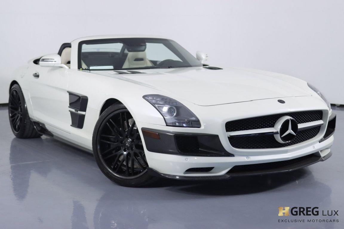 2012 Mercedes Benz SLS AMG SLS AMG #0