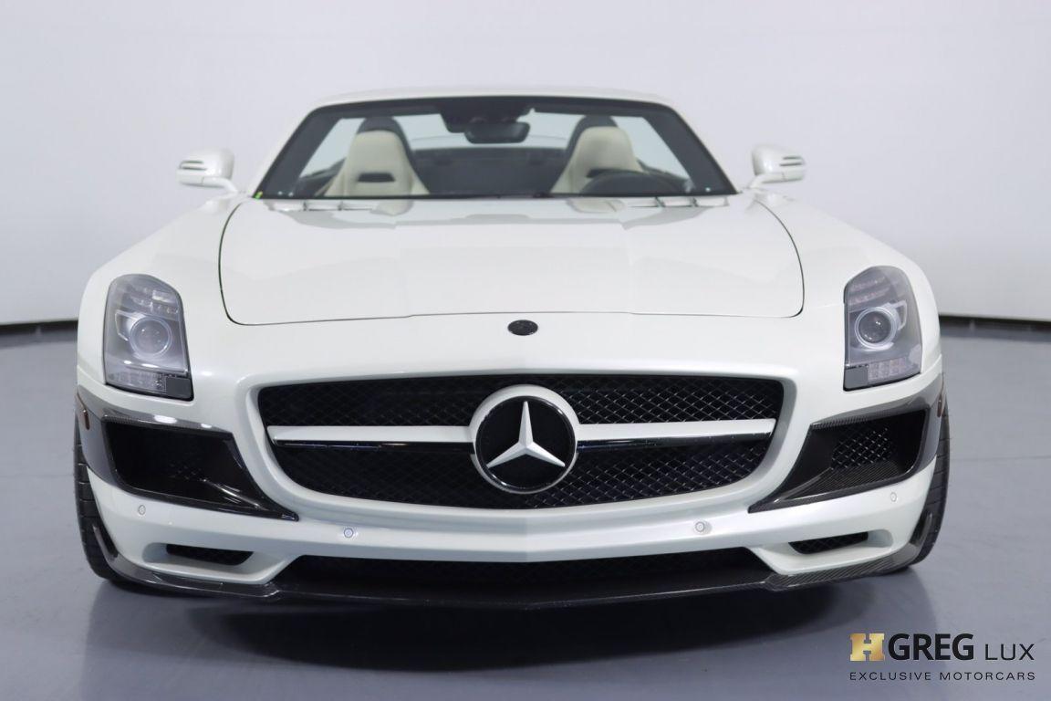 2012 Mercedes Benz SLS AMG SLS AMG #6