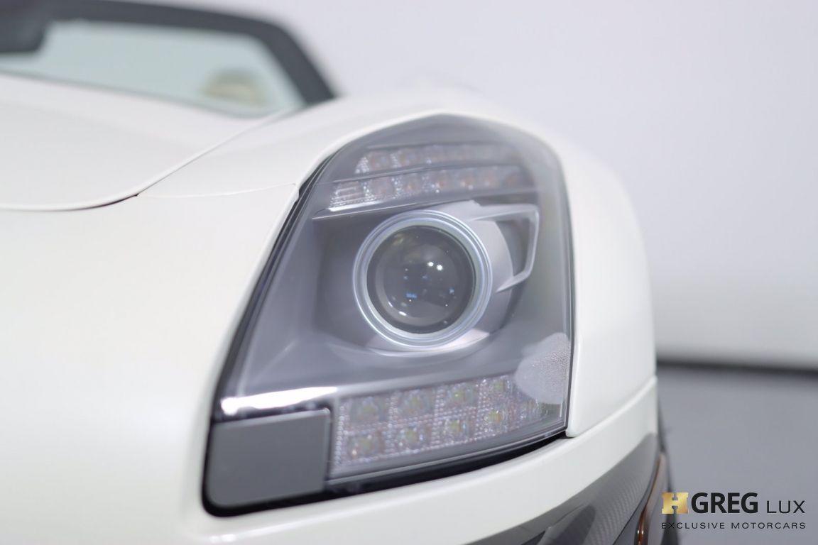 2012 Mercedes Benz SLS AMG SLS AMG #8
