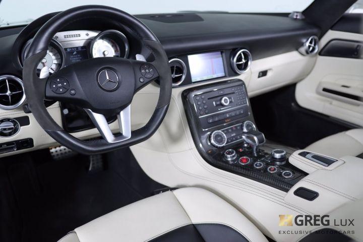 2012 Mercedes Benz SLS AMG Roadster #1