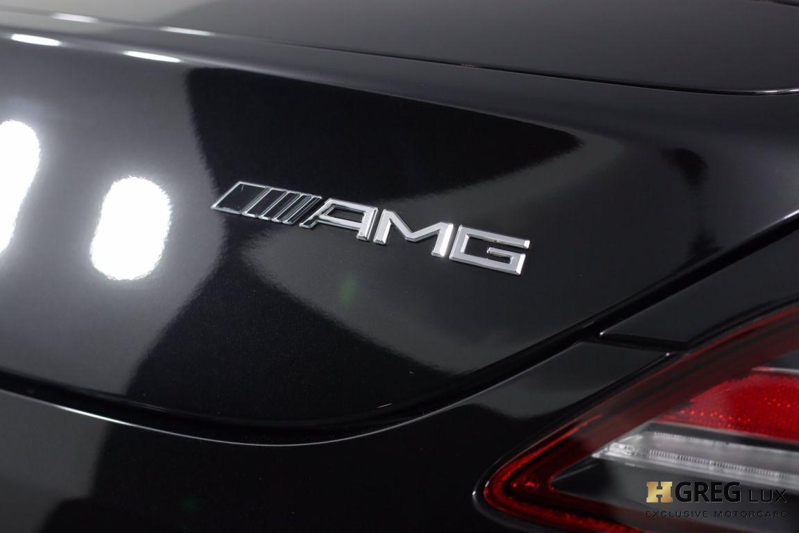 2012 Mercedes Benz SLS AMG SLS AMG #20