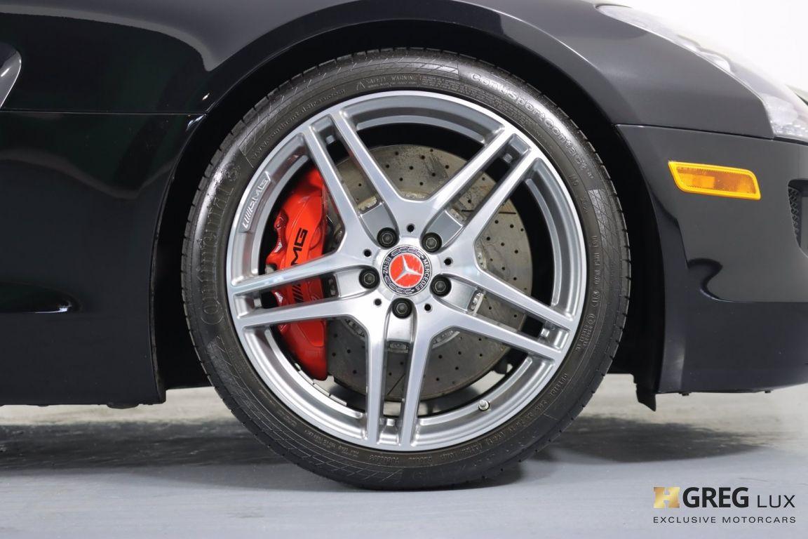 2012 Mercedes Benz SLS AMG SLS AMG #12