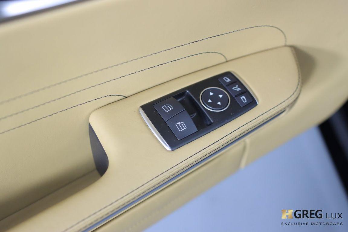 2012 Mercedes Benz SLS AMG SLS AMG #34