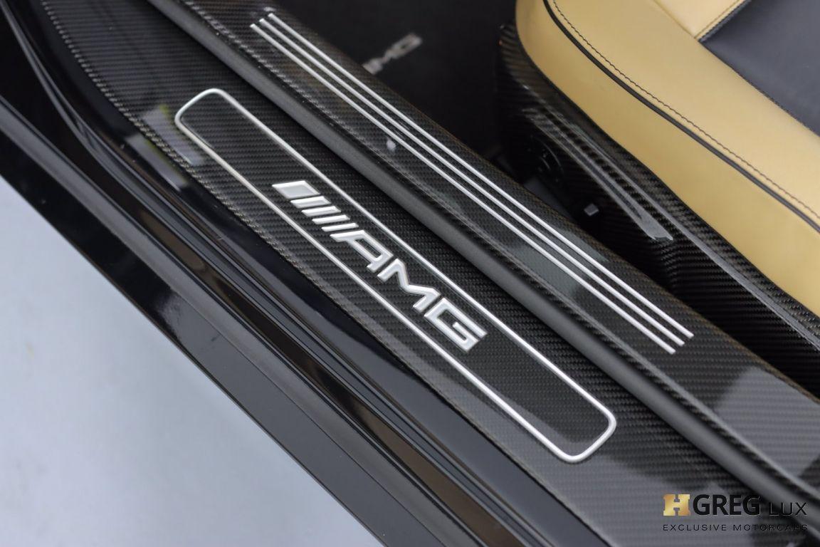 2012 Mercedes Benz SLS AMG SLS AMG #36