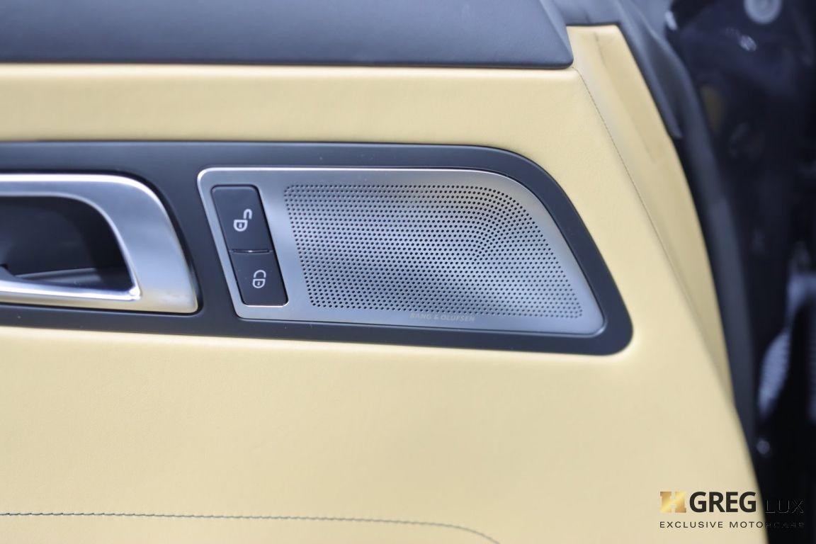 2012 Mercedes Benz SLS AMG SLS AMG #35