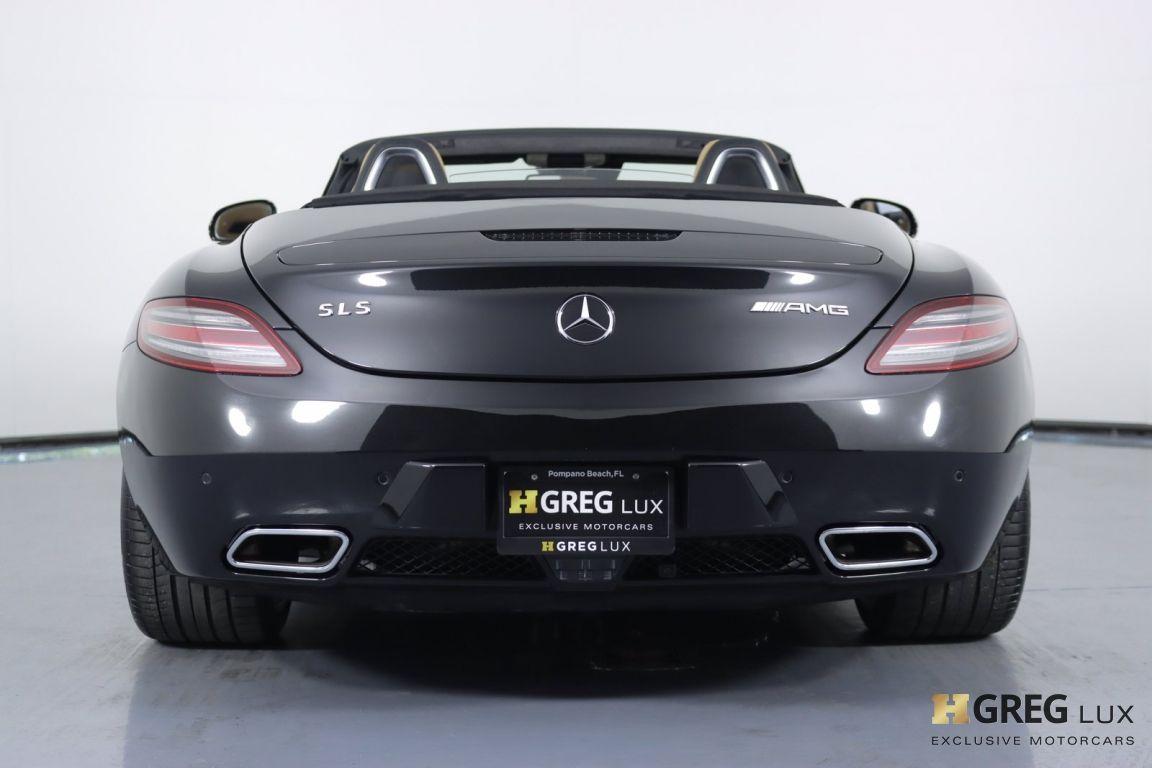 2012 Mercedes Benz SLS AMG SLS AMG #16