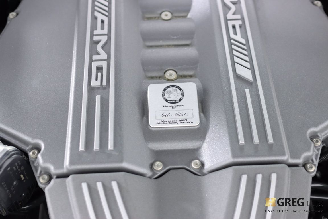 2012 Mercedes Benz SLS AMG SLS AMG #52