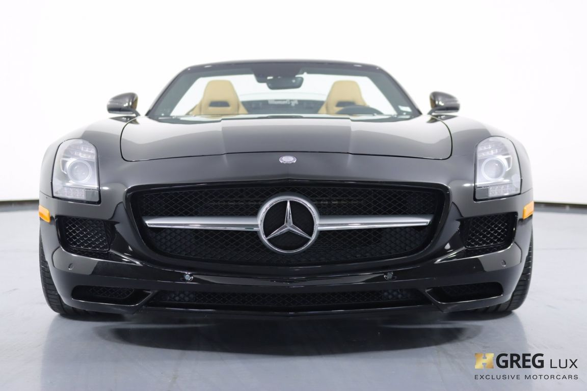2012 Mercedes Benz SLS AMG SLS AMG #3