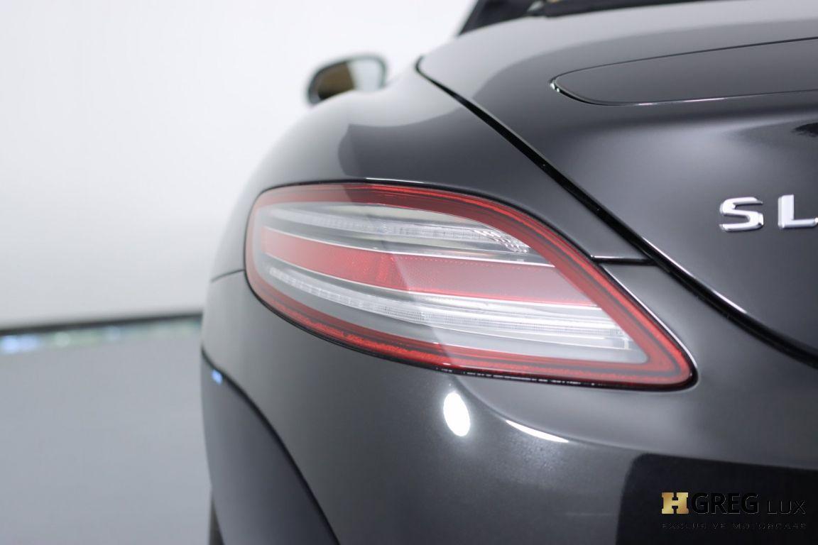 2012 Mercedes Benz SLS AMG SLS AMG #17