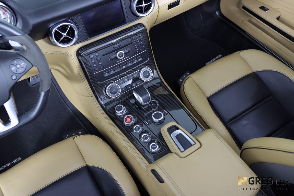 2012 Mercedes Benz SLS AMG SLS AMG #37