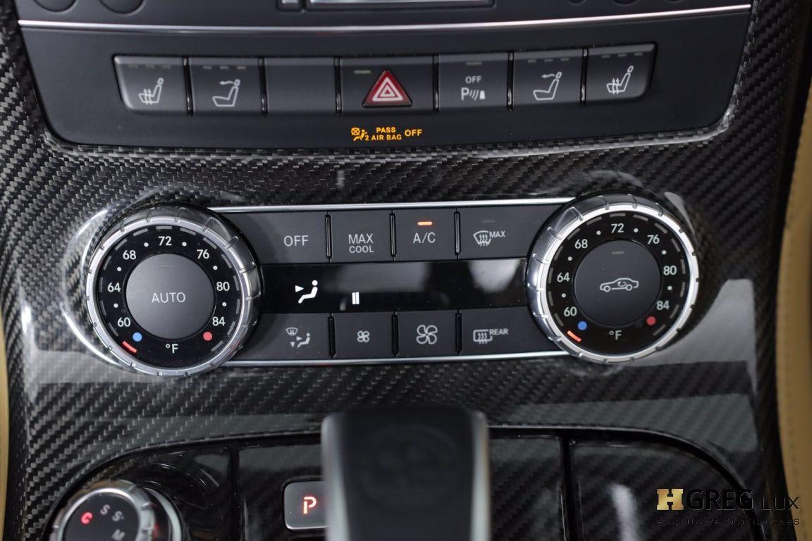 2012 Mercedes Benz SLS AMG SLS AMG #40