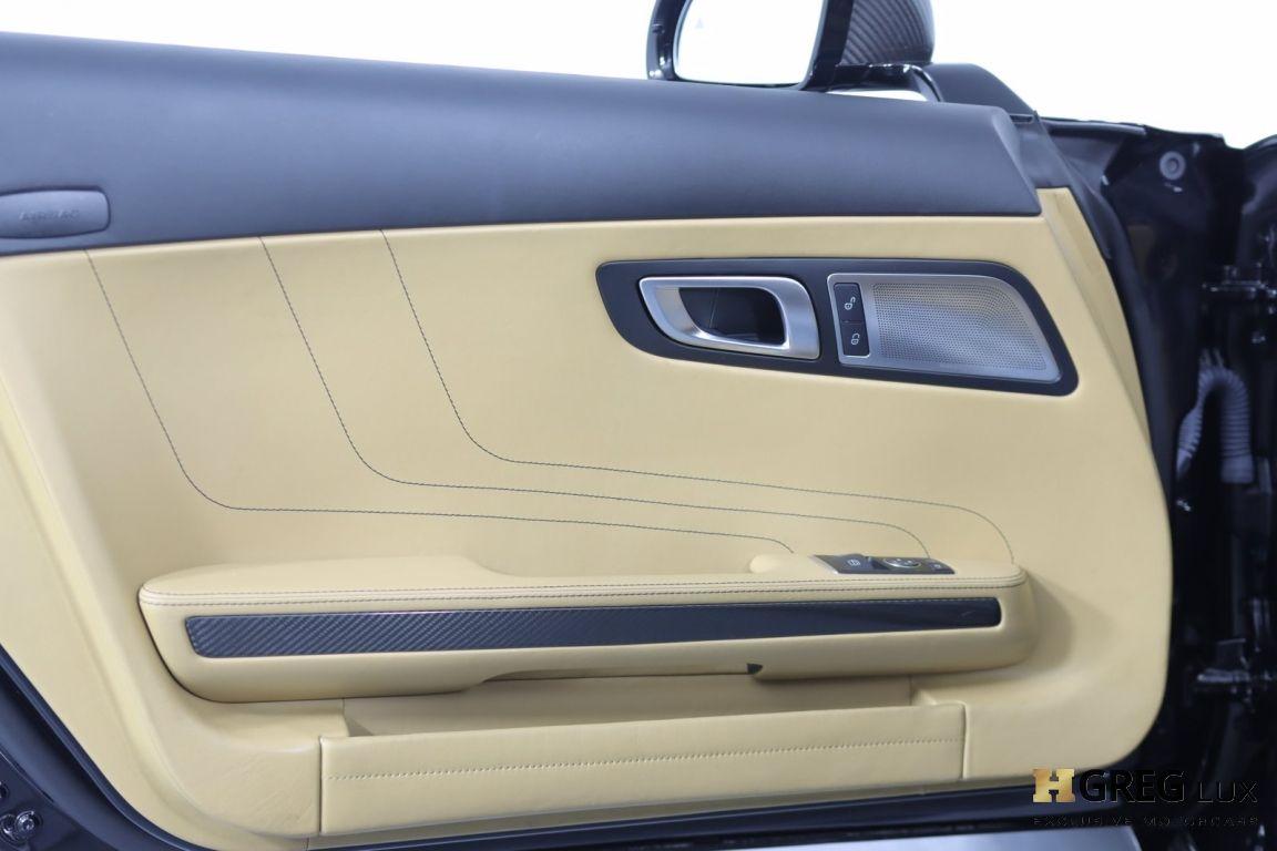 2012 Mercedes Benz SLS AMG SLS AMG #33