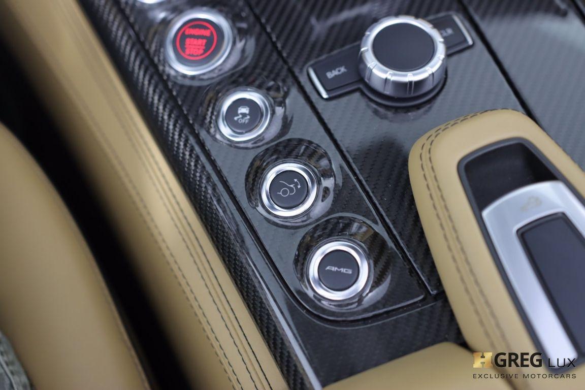 2012 Mercedes Benz SLS AMG SLS AMG #44
