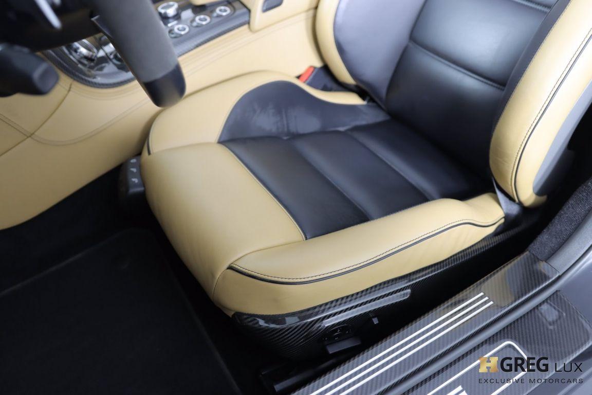 2012 Mercedes Benz SLS AMG SLS AMG #30