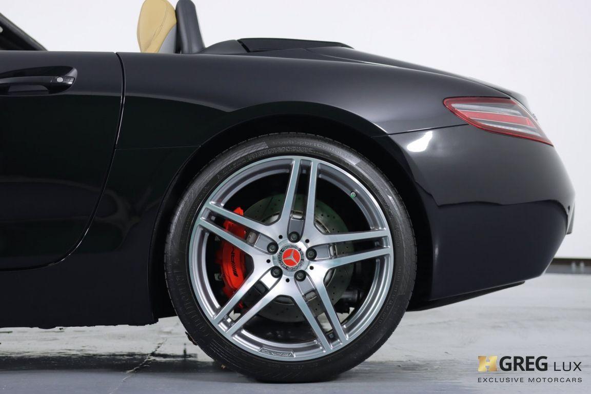 2012 Mercedes Benz SLS AMG SLS AMG #25