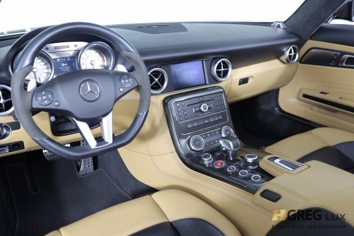 2012 Mercedes Benz SLS AMG SLS AMG #1