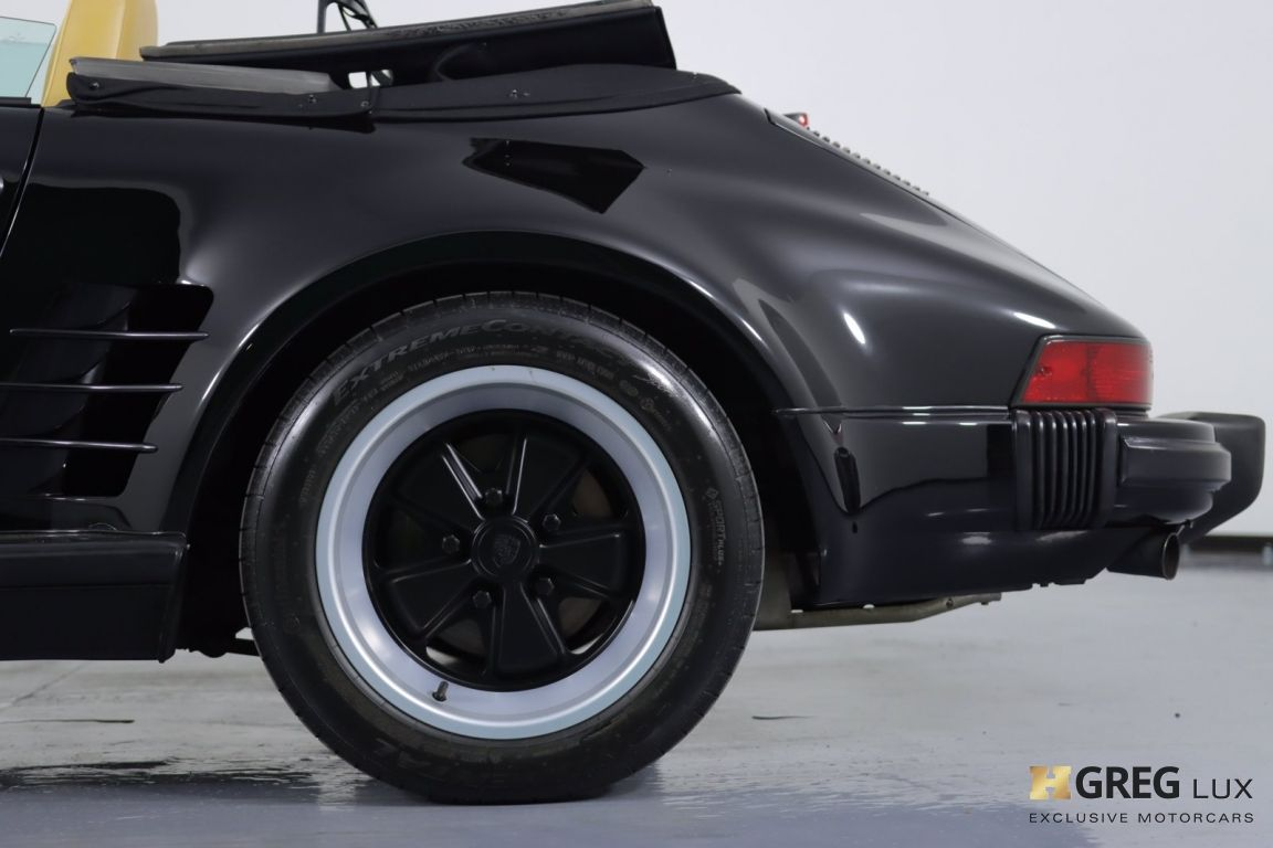 1987 Porsche 911 Carrera #26