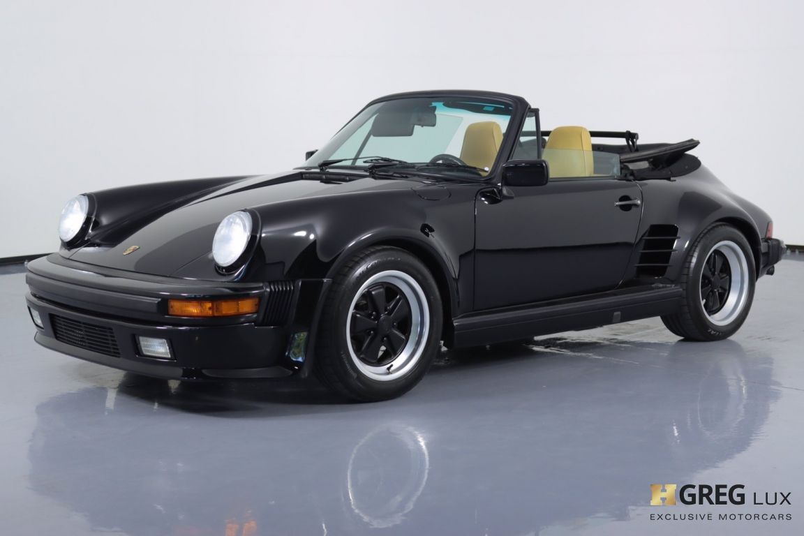 1987 Porsche 911 Carrera #28