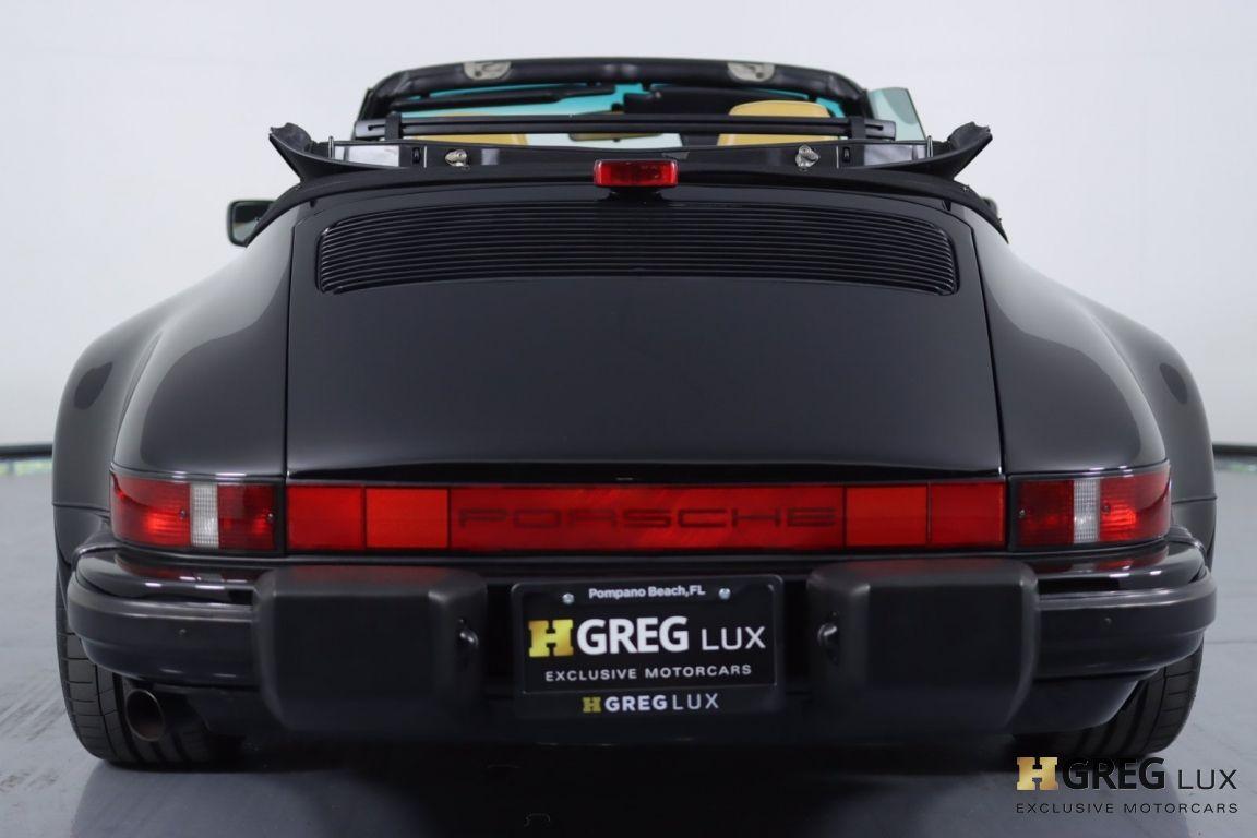 1987 Porsche 911 Carrera #19