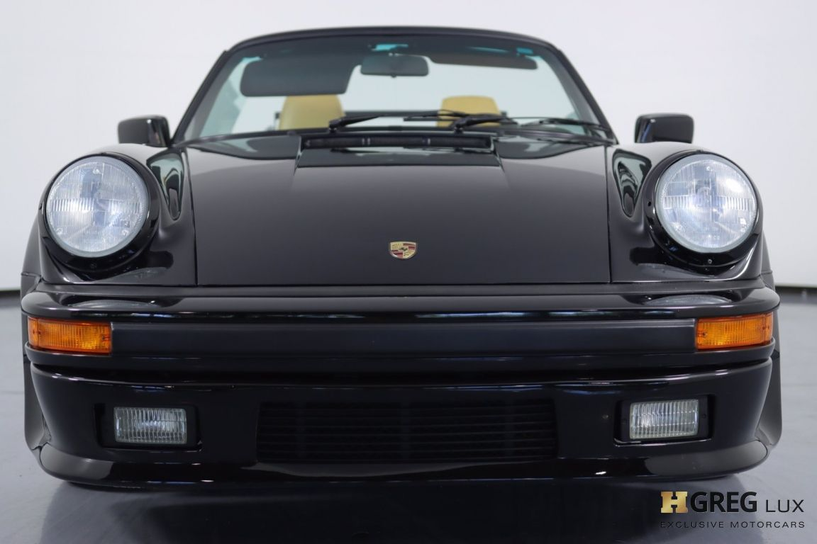 1987 Porsche 911 Carrera #6