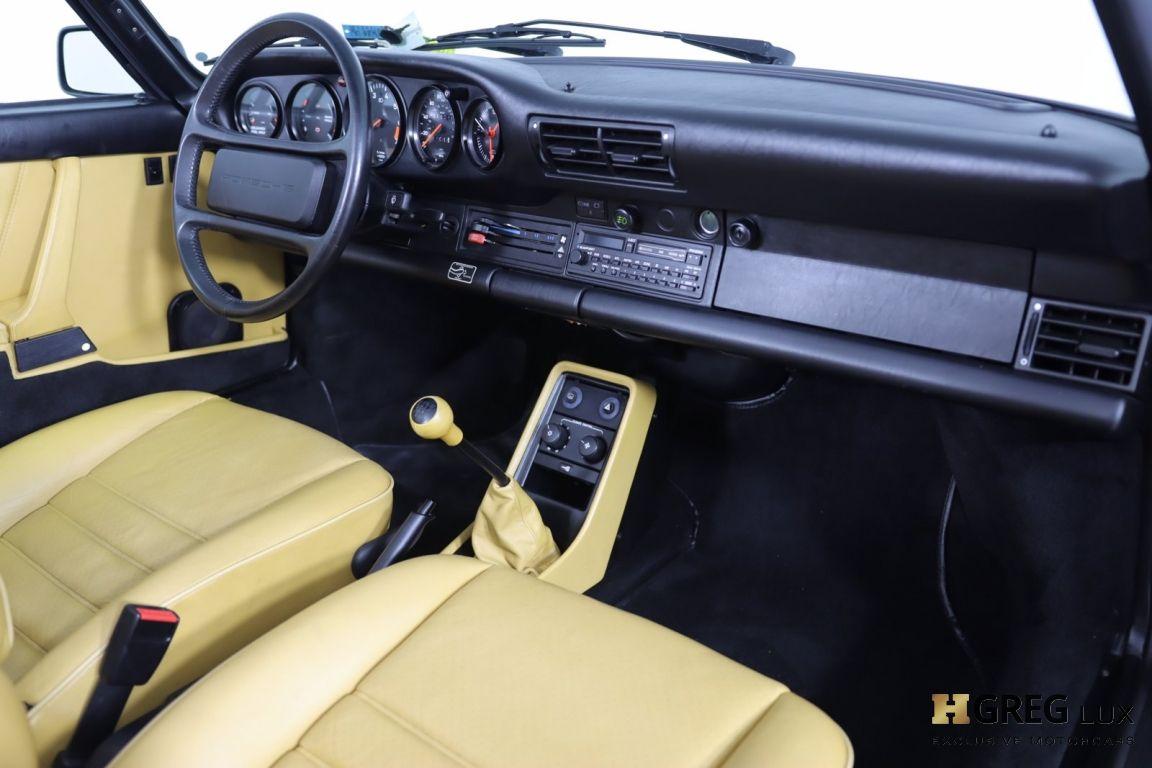 1987 Porsche 911 Carrera #29