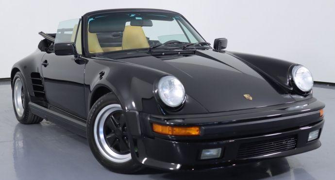 1987 Porsche 911 Carrera #0