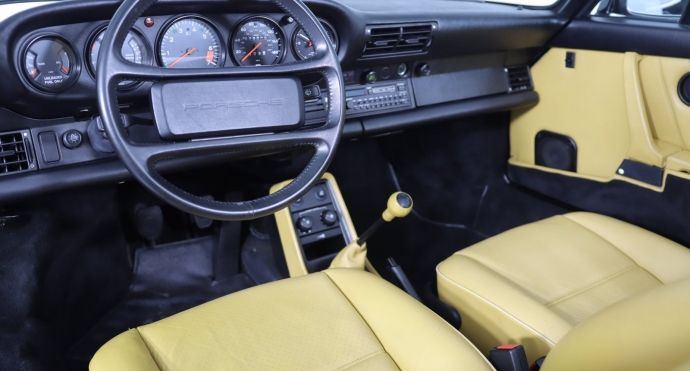 1987 Porsche 911 Carrera #1