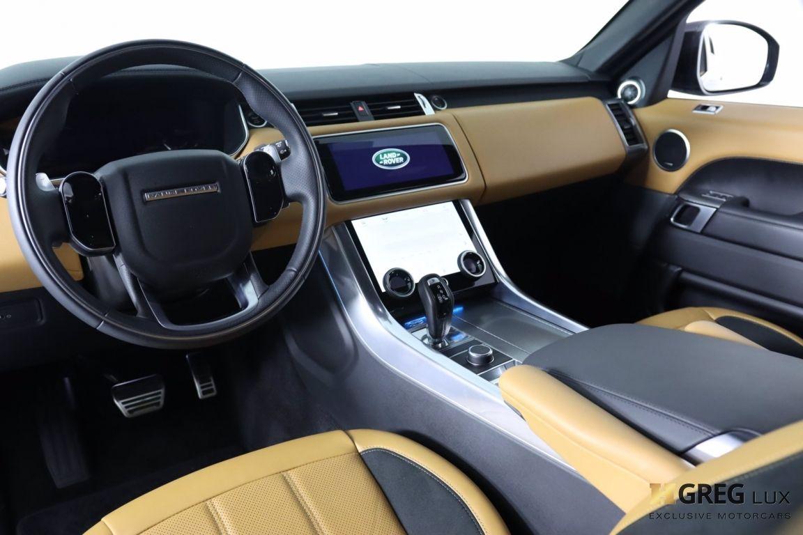 2020 Land Rover Range Rover Sport HSE Dynamic #1