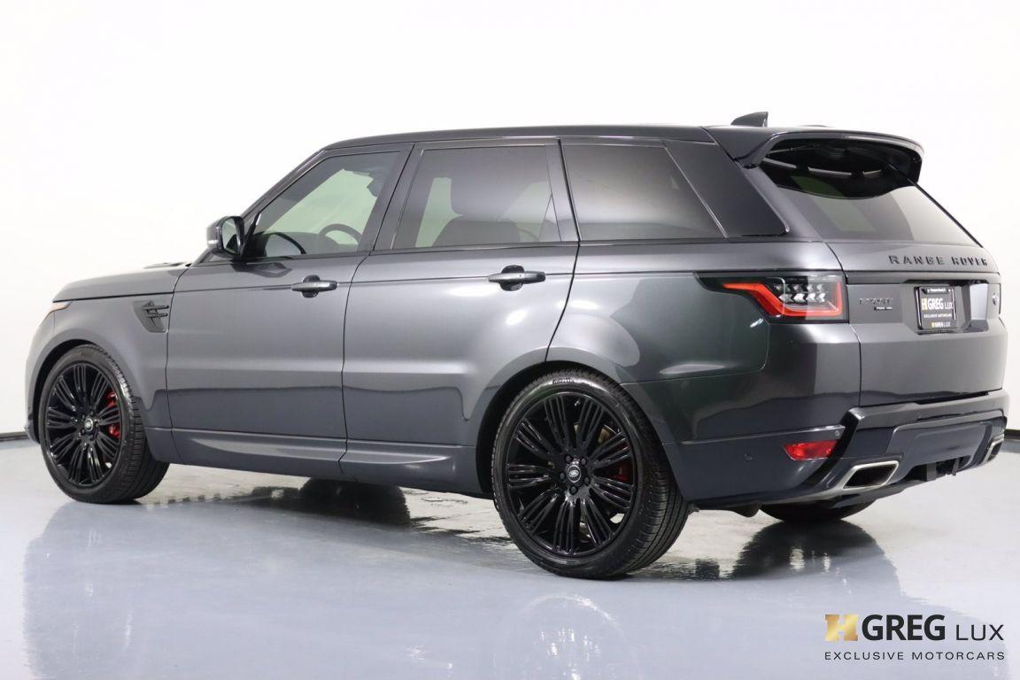 2020 Land Rover Range Rover Sport HSE Dynamic #20