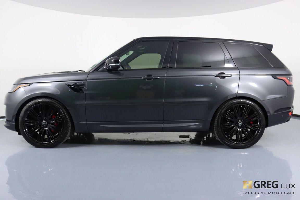 2020 Land Rover Range Rover Sport HSE Dynamic #21