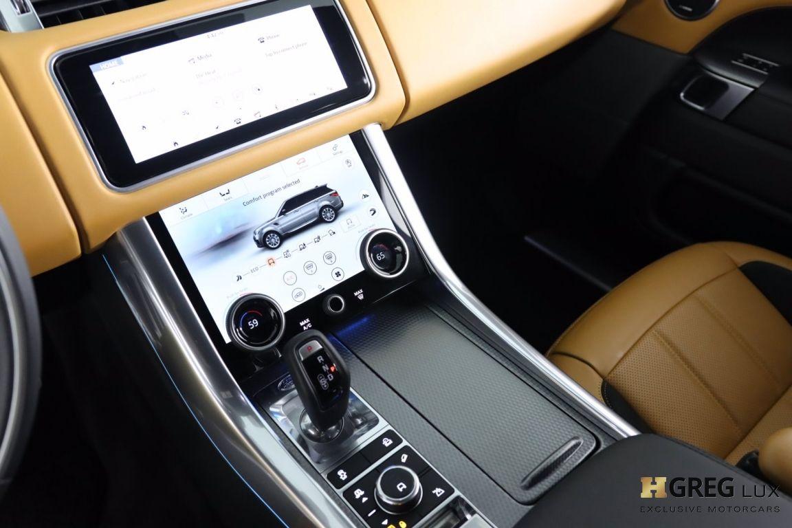 2020 Land Rover Range Rover Sport HSE Dynamic #37