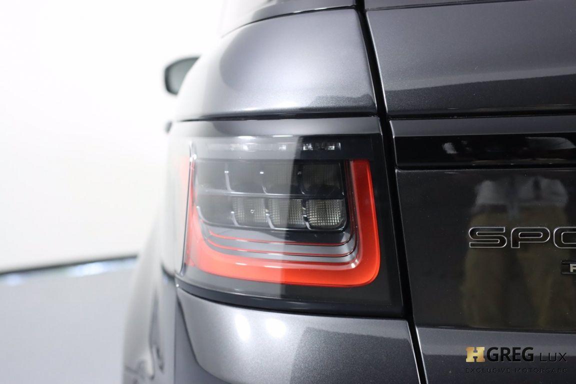 2020 Land Rover Range Rover Sport HSE Dynamic #17