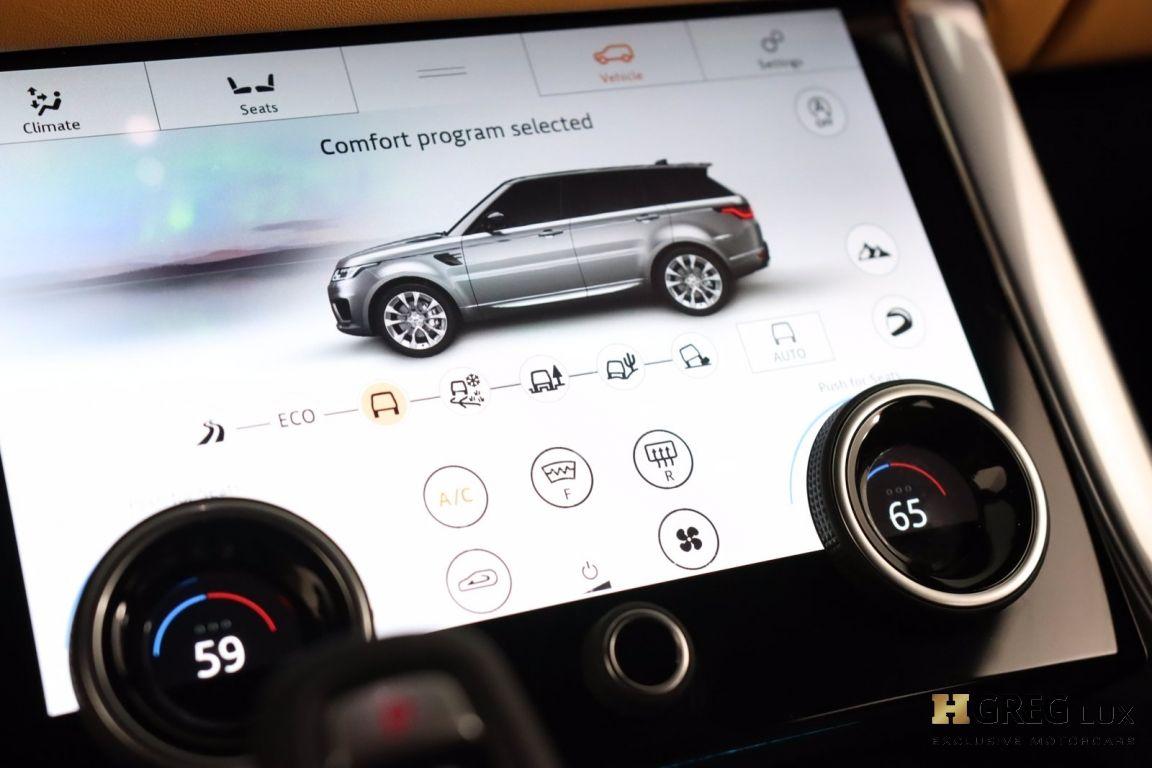 2020 Land Rover Range Rover Sport HSE Dynamic #40