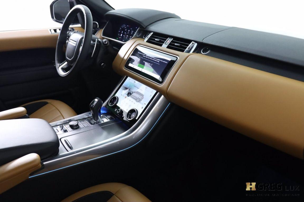 2020 Land Rover Range Rover Sport HSE Dynamic #50