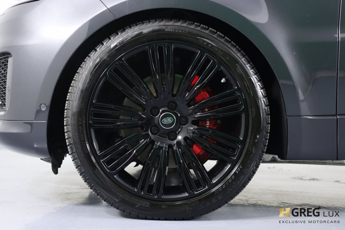 2020 Land Rover Range Rover Sport HSE Dynamic #23