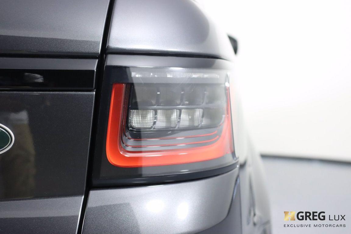 2020 Land Rover Range Rover Sport HSE Dynamic #18