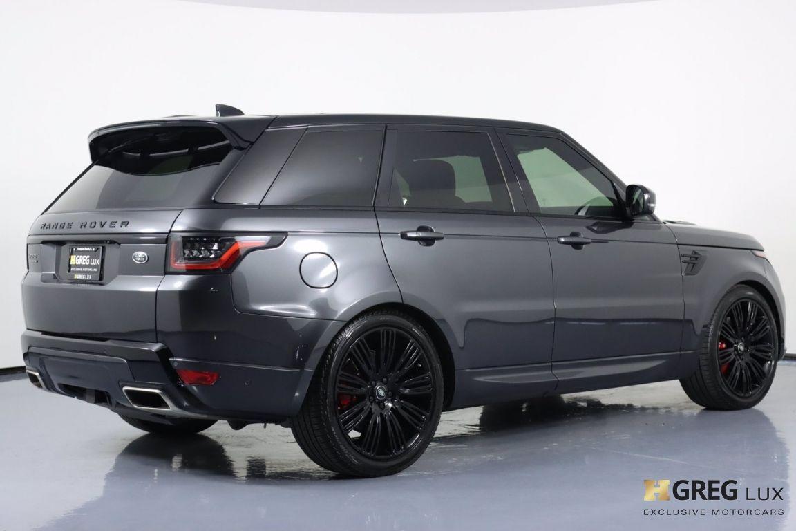 2020 Land Rover Range Rover Sport HSE Dynamic #15