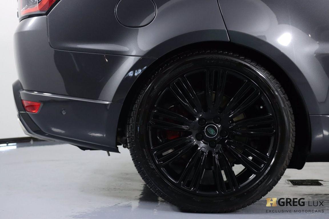 2020 Land Rover Range Rover Sport HSE Dynamic #13