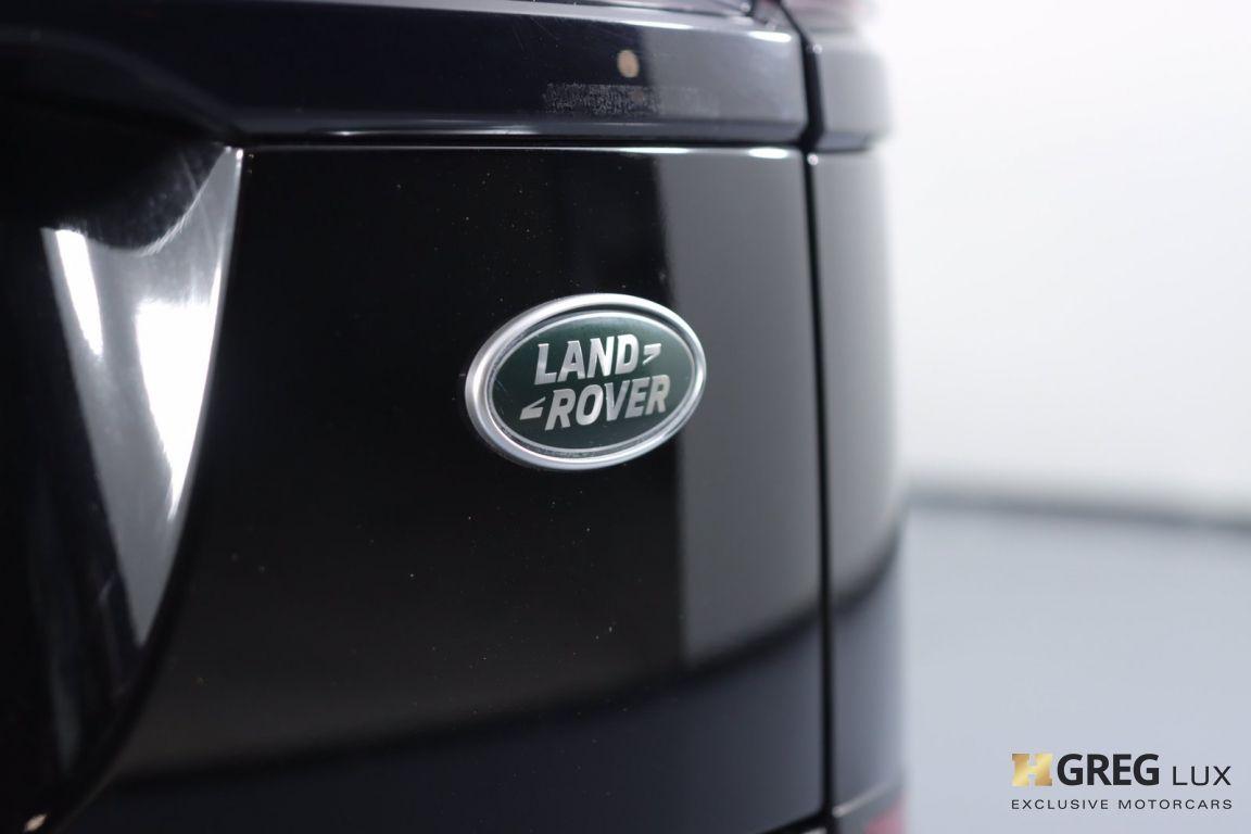 2020 Land Rover Range Rover Velar S #20