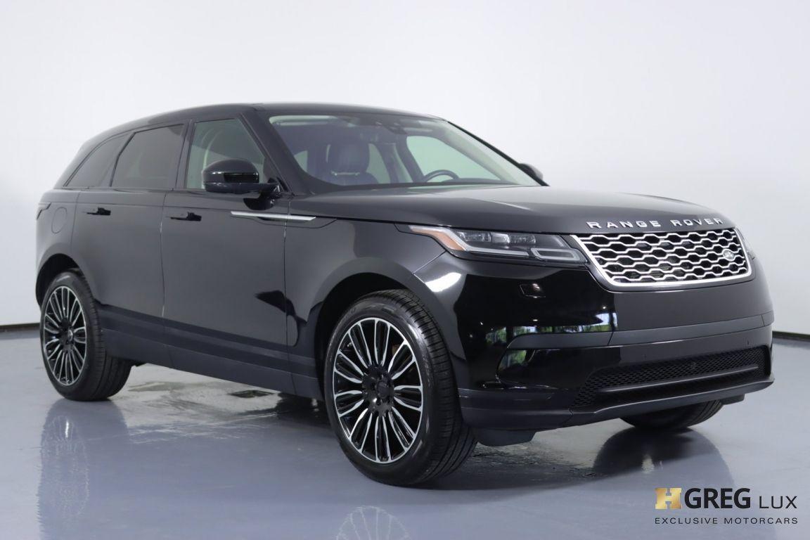 2020 Land Rover Range Rover Velar S #9