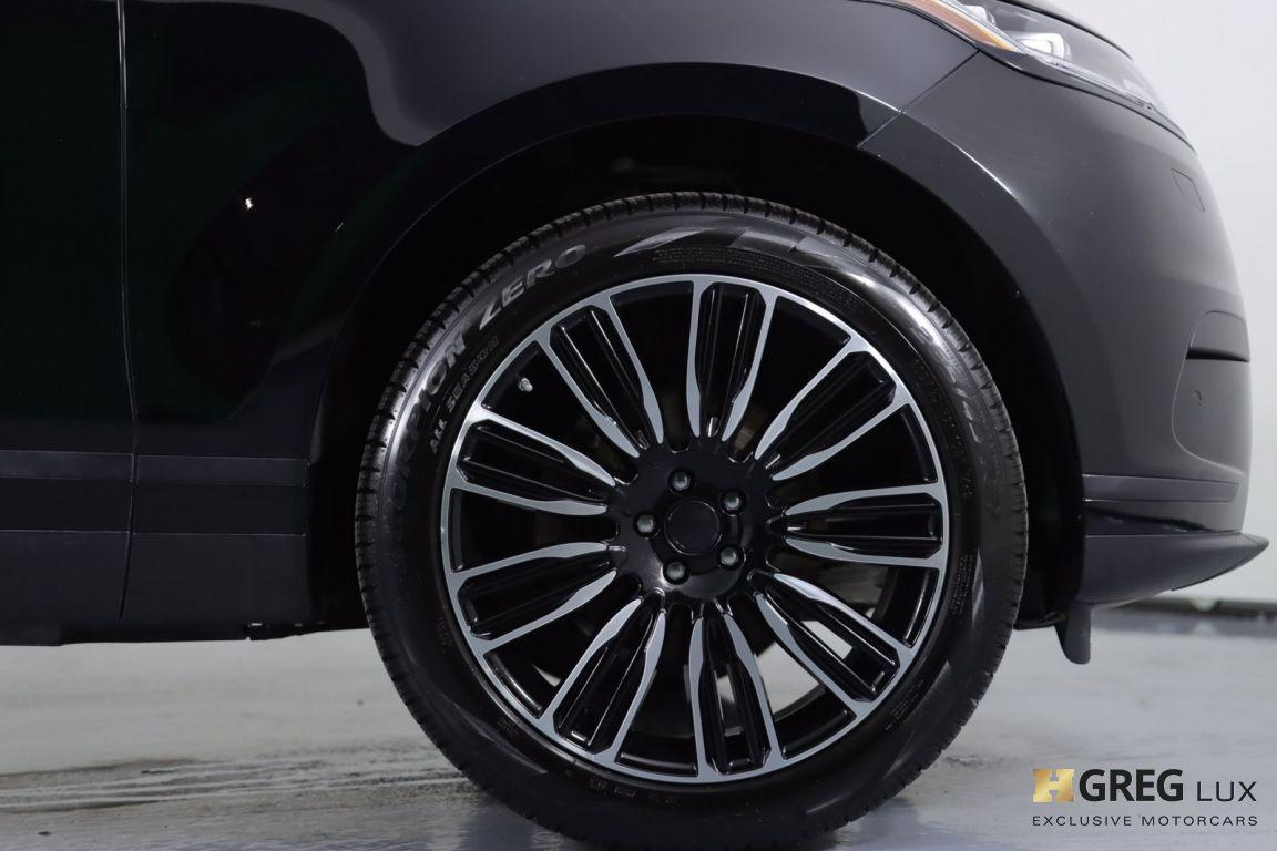 2020 Land Rover Range Rover Velar S #11