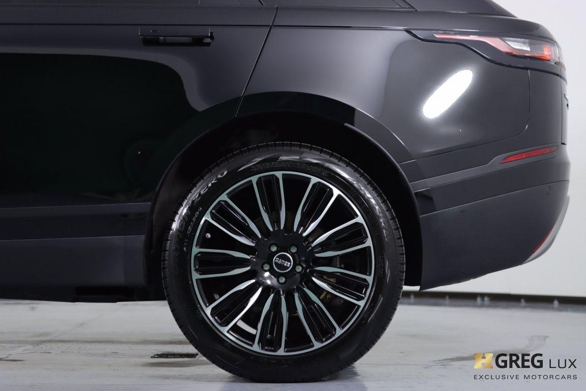 2020 Land Rover Range Rover Velar S #25