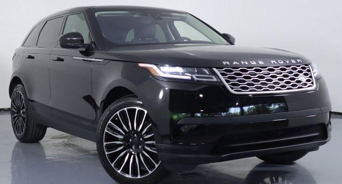 2020 Land Rover Range Rover Velar S #0